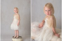 Little Girl Ballerina Wearing Tutu Du Monde