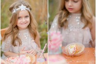 cupcake styled photography session